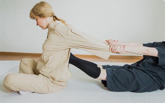 курс тайского массажа